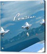 Pontiac Style Acrylic Print