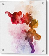 Ponyo Acrylic Print