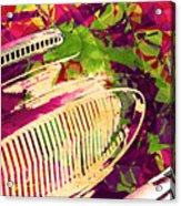 Pop Art Austin  Acrylic Print
