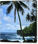 Poponi Ulaino Mokupupu Maui North Shore Hawaii Acrylic Print