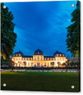 Poppelsdorfer Schloss Acrylic Print