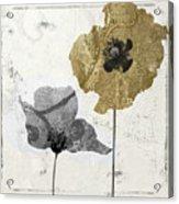 Poppyville II Acrylic Print