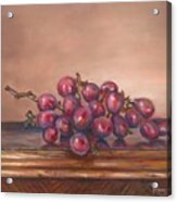 Popsies Table Acrylic Print