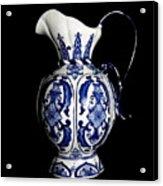 Porcelain 2 Acrylic Print