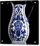 Porcelain1 Acrylic Print