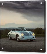 Porsche 356 Speedster Acrylic Print