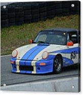 Porsche 651 Acrylic Print