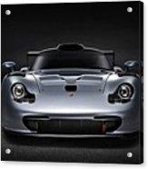 Porsche 911 Evolution Acrylic Print