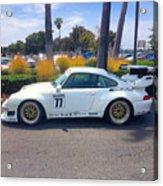 Porsche 911 Gt2 Acrylic Print