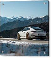 Porsche 911r Acrylic Print