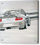Porsche Gt3 Acrylic Print