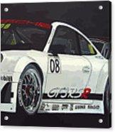 Porsche Gt3 Rsr Acrylic Print