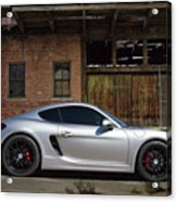Porsche Need For Speed Acrylic Print