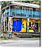 Port Antonio Acrylic Print