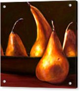 Port Au Pear Acrylic Print