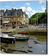Port De St Goustan Acrylic Print