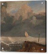 Port Ruysdael Acrylic Print