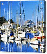 Port Townsend Harbor Acrylic Print