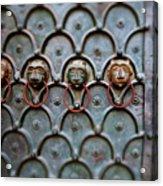 Porta Acrylic Print