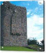 Portaferry Castle Acrylic Print