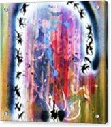Portal Of Beginning Again Acrylic Print