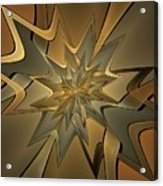 Portal Of Stars Acrylic Print