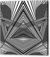 Portal Opening Acrylic Print