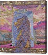 Portal Acrylic Print by Roberta Baker