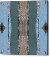 Portico Column II Acrylic Print