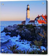 Portland Head Light II Acrylic Print