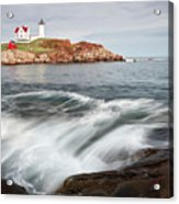 Portland Lighthouse Acrylic Print
