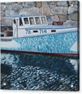 Portland Lobster Boat Acrylic Print