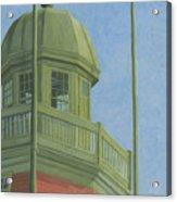 Portland Observatory In Portland, Maine Acrylic Print