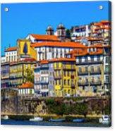 Porto Rising Acrylic Print