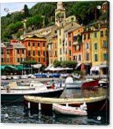 Portofino Italy Acrylic Print