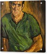 Portrait - Bert Marge Acrylic Print