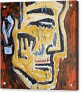 Portrait 8soldier Acrylic Print