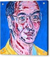 Portrait Dr. R. Meiritz Acrylic Print
