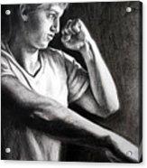 Portrait Acrylic Print