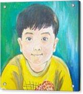Portrait Of Bybob Unfinished Acrylic Print
