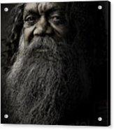 Portrait Of Cedric Acrylic Print