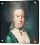 Portrait Of Countess Sparre Acrylic Print