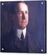 Portrait Of Frank Lindsay Greenwalt 1903 Acrylic Print