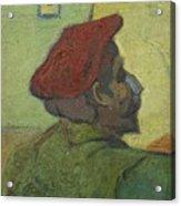 Portrait Of Gauguin Arles December 1888 Vincent Van Gogh 1853  1890 Acrylic Print