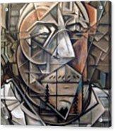 Portrait Of H Acrylic Print