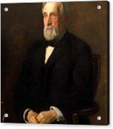 Portrait Of John B Gest Acrylic Print