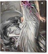 Portrait Of Madame Eugene Doyen Acrylic Print