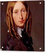Portrait Of Madame Frederic Reiset 1847 Acrylic Print
