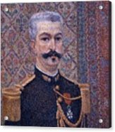 Portrait Of Monsieur Pool 1887 Acrylic Print