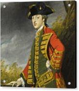 Portrait Of Sir Gerard Napier Acrylic Print